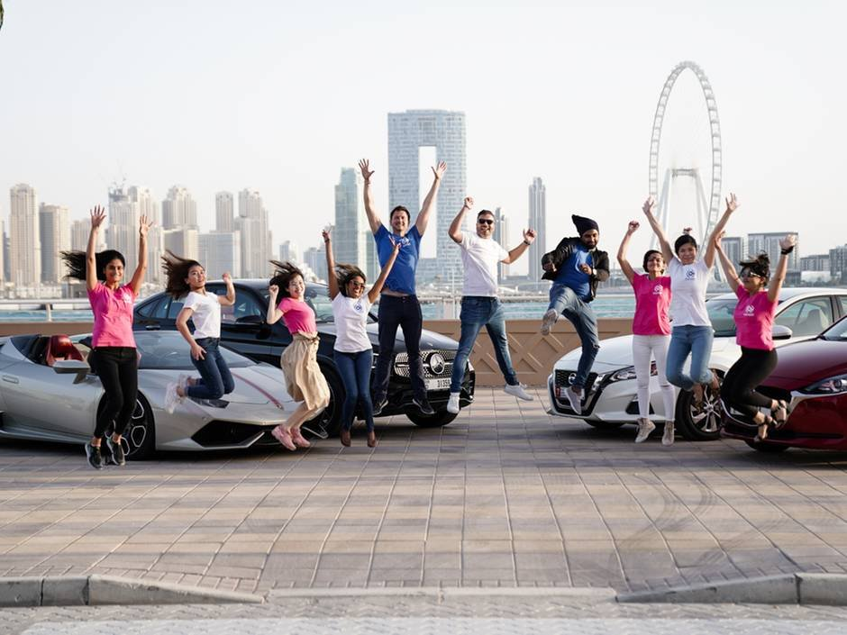 Dubai-based Carasti allows customers to rent new cars for up to two years
