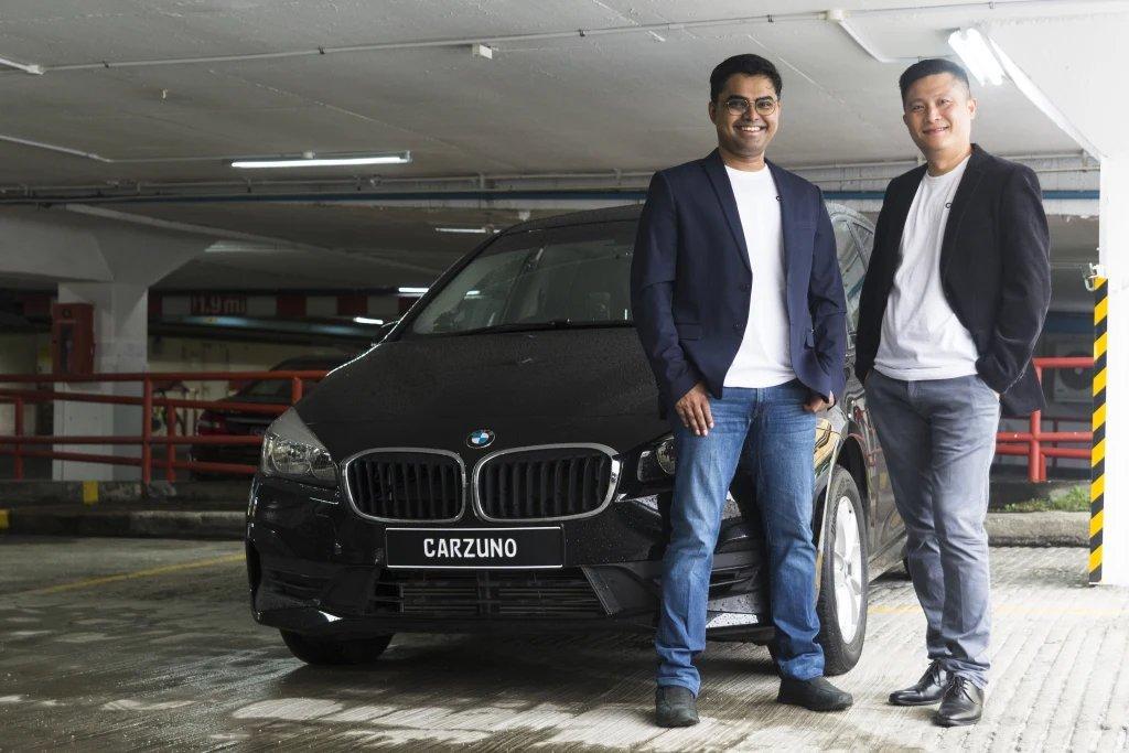 Former Grab, ComfortDelGro execs launch Singapore's first car subscription platform